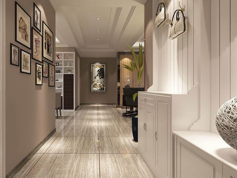 贵阳装饰公司|解析客厅屏风鞋柜的风水注意要点及如何安装