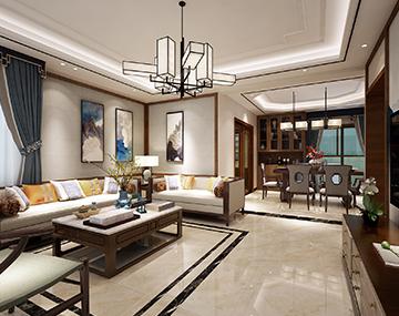 金龙星岛国际-中式风格