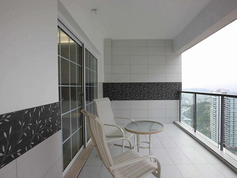 贵阳装修公司 解析新房装修中客厅阳台如何装修?要注意哪些问题呢?