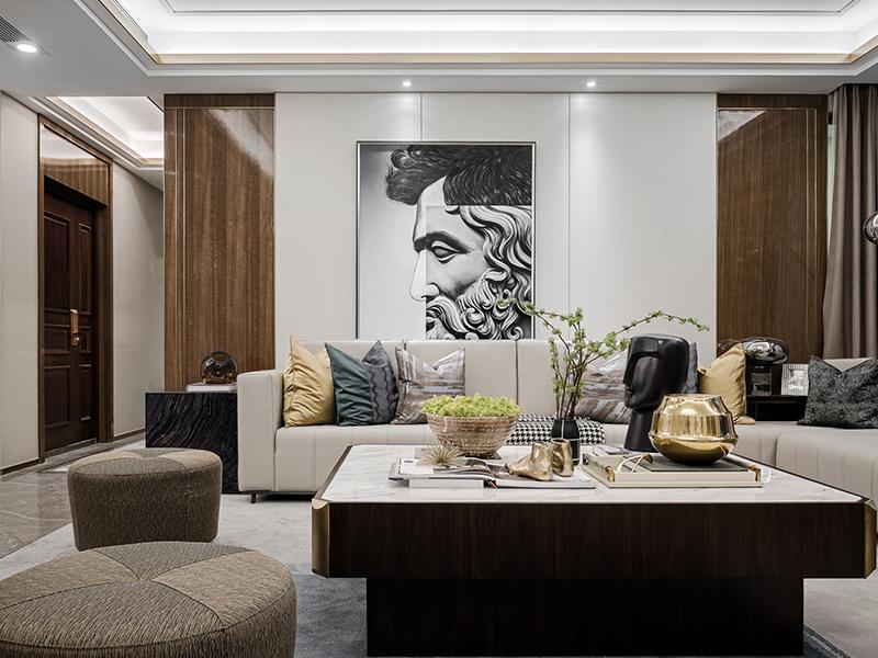 贵阳装修公司|解析客厅装修设计的9大原则及装饰的几个重点要素