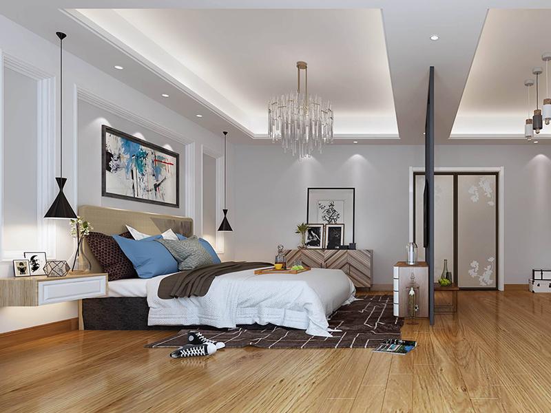 贵阳装修公司|卧室装修为什么首选木地板?原来是这个理由!