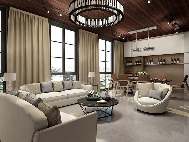 贵阳装饰公司|新房装修中必看13个客厅装修风水