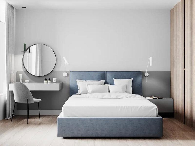 卧室家具尺寸及布局细节