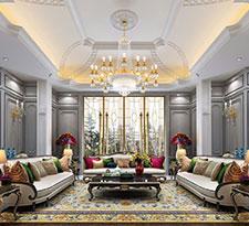 三室一厅装修效果图有哪些风格可以选择?三室一厅如何装修?