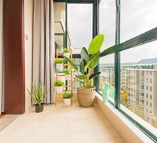 家装封阳台用什么材料好 了解清楚再做选择也不迟